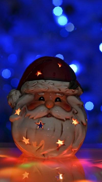 HD Christmas Lights iPhone Backgrounds. | PixelsTalk.Net