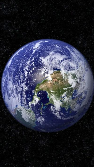 Free Earth iPhone Backgrounds | PixelsTalk.Net