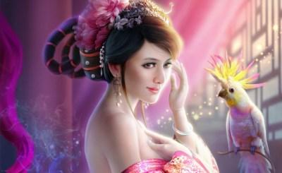 Fantasy Girl Wallpapers HD | PixelsTalk.Net