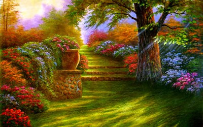 Garden Wallpapers HD | PixelsTalk.Net