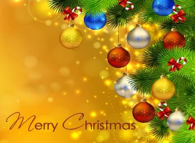 Merry Christmas Wallpapers HD free download | PixelsTalk.Net
