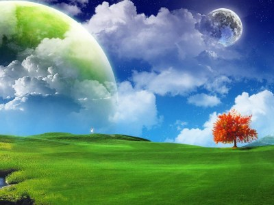 3D Nature Background Download | PixelsTalk.Net