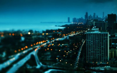 Download Free City At Night Wallpaper | PixelsTalk.Net