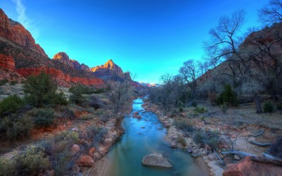 Zion National Park Wallpapers HD | PixelsTalk.Net