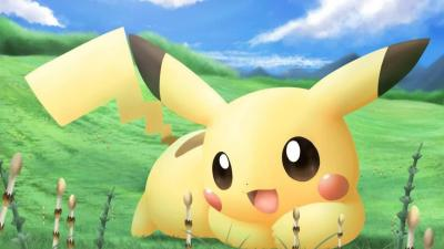 Cute Pikachu Wallpapers HD | PixelsTalk.Net