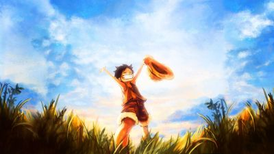 Luffy One Piece Wallpaper HD | PixelsTalk.Net