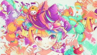 Anime Kawaii Wallpapers | PixelsTalk.Net