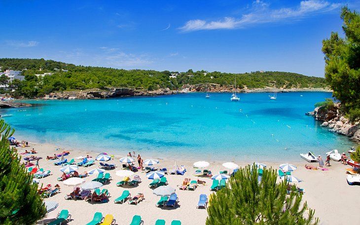 10 Top Rated Tourist Attractions in the Balearic Islands   PlanetWare Cala Portinatx Beach Resort  Ibiza Island