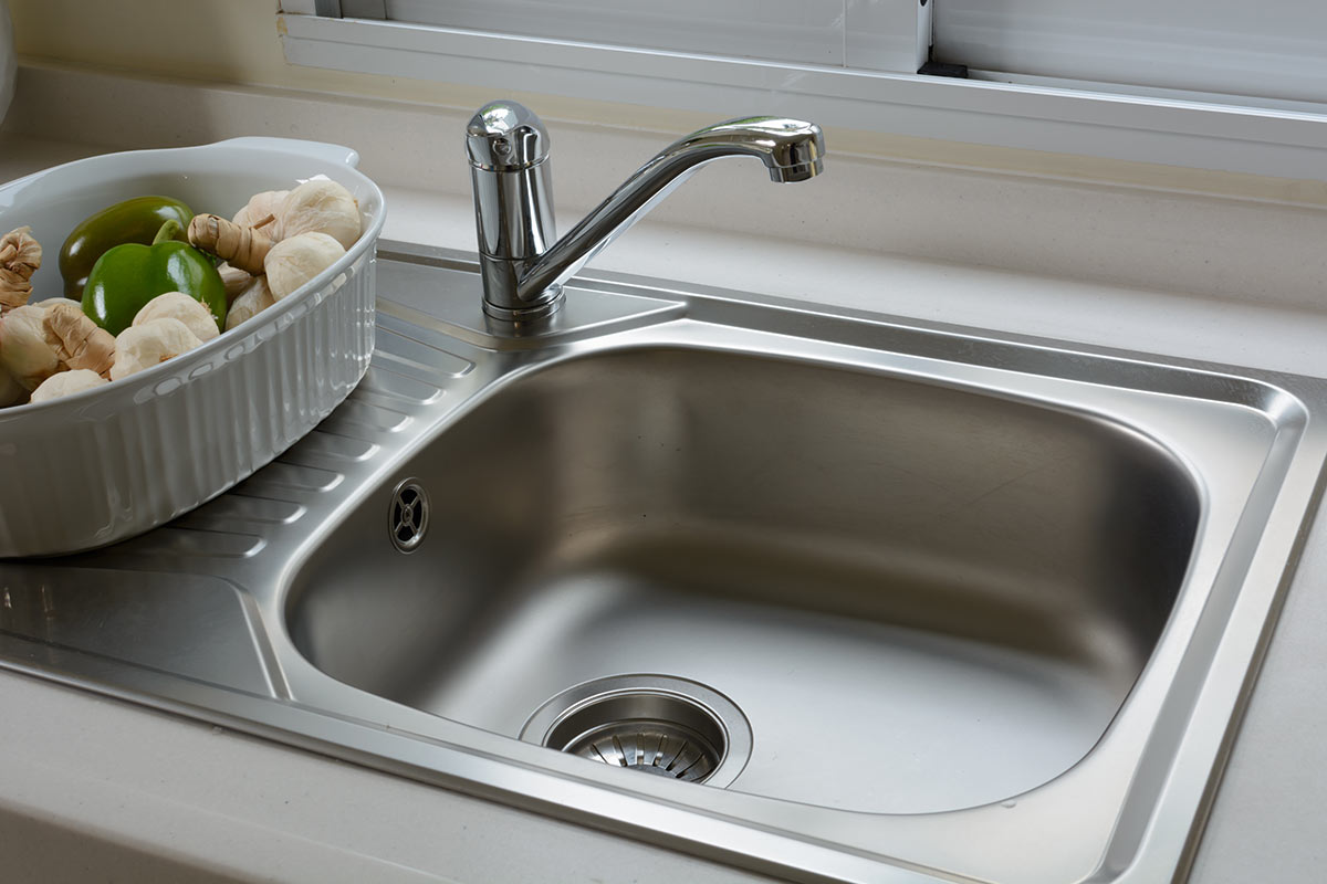 why does my kitchen sink smell and what should i do unclog kitchen sink kitchen sink smell