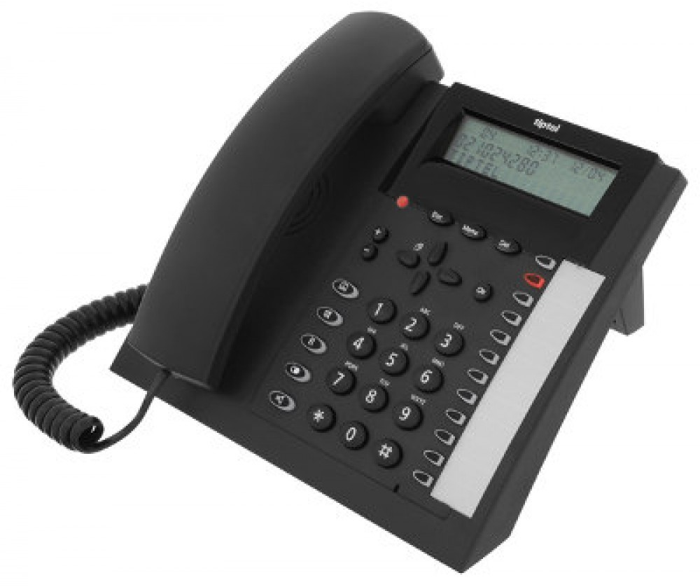 Tiptel 1020 Corded Office Telephone   1081520   From     62 05   PMC     Tiptel 1020 Corded Office Telephone