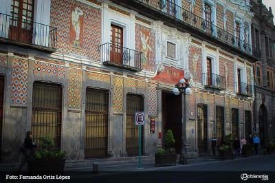 Fachadas barrocas de Puebla: la Casa de los Muñecos | Poblanerías en línea