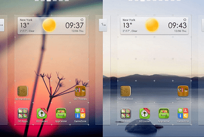 How To: Set a different wallpaper for each of your home screens (Android)
