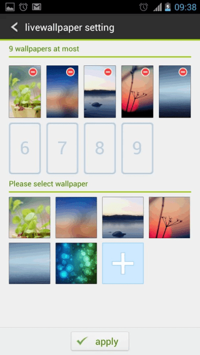 How To: Set a different wallpaper for each of your home screens (Android)