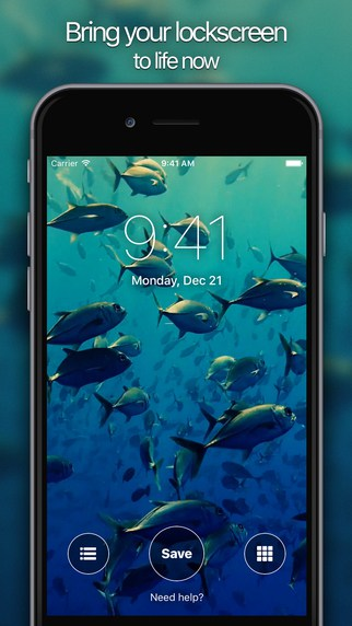 Best iPhone apps offering 3D Touch Live Wallpapers