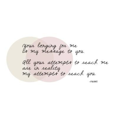 Rumi wedding Poems