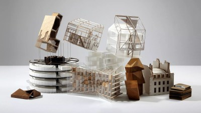 Building Architectural Models, Prototypes & More With White Mat Board