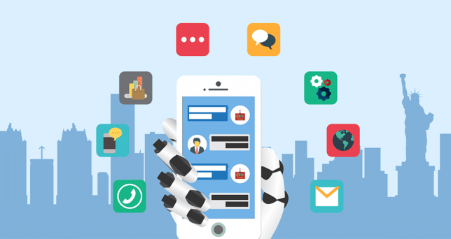 Cómo usar chatbots en una estrategia de marketing