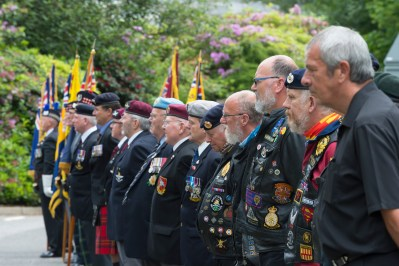 Aberdeenshire marks Armed Forces Day 2017 | Press and Journal