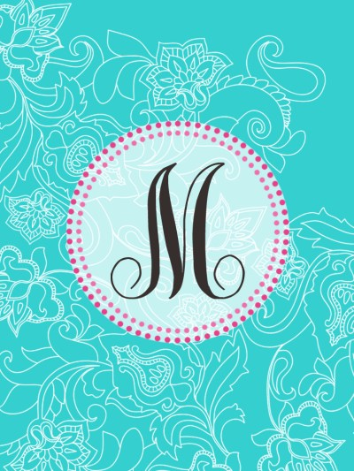8 Best Images of Free Printable Chevron Binder Covers Monogram Letter C - Free Printable Chevron ...