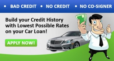 Subprime Auto Lenders - The Specialist for Guaranteed Approval on Bad Credit Car Financing ...