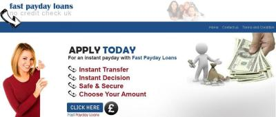 Easily Solve Your Financial Predicaments with Fast Payday Loans -- Fast Payday Loans No Credit ...