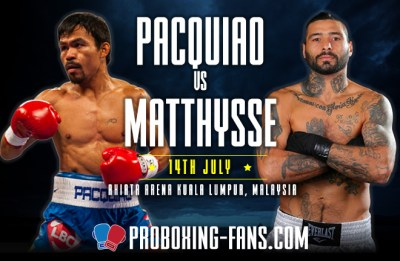 Pacquiao vs Matthysse Fight Live Online Free - Live VSS TV PC ABC