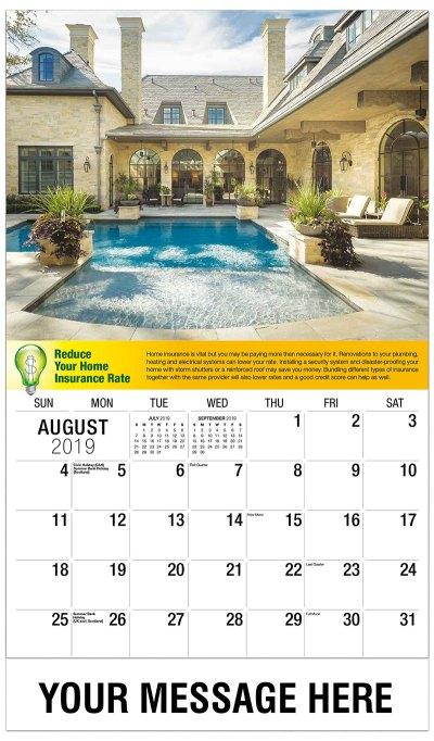 Financial Planning Tips Promo Calendar | 65¢ Promotional ...