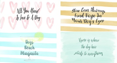 FREE DOWNLOAD: 10 Desktop Wallpapers For Dog Lovers