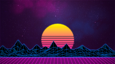 Retro – PS4Wallpapers.com