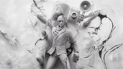 The Evil Within 2 – Stefano and Obscura – PS4Wallpapers.com