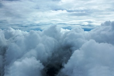 Clouds Above The Sky Free Stock Photo - Public Domain Pictures