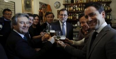 Rajoy señala a C's como
