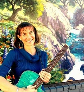 Emily Yursheshen, Musician, Author, Travel Writer, An Odyssey of Song
