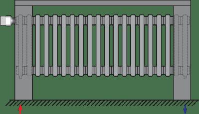 Delta Column Bench V | PURMO
