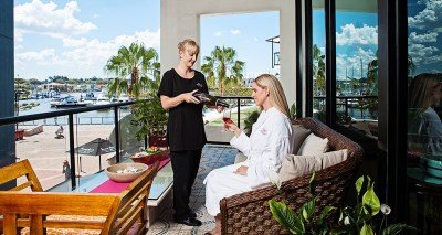 Lifestyle photography for Brisbane's Harbour Day Spa ...