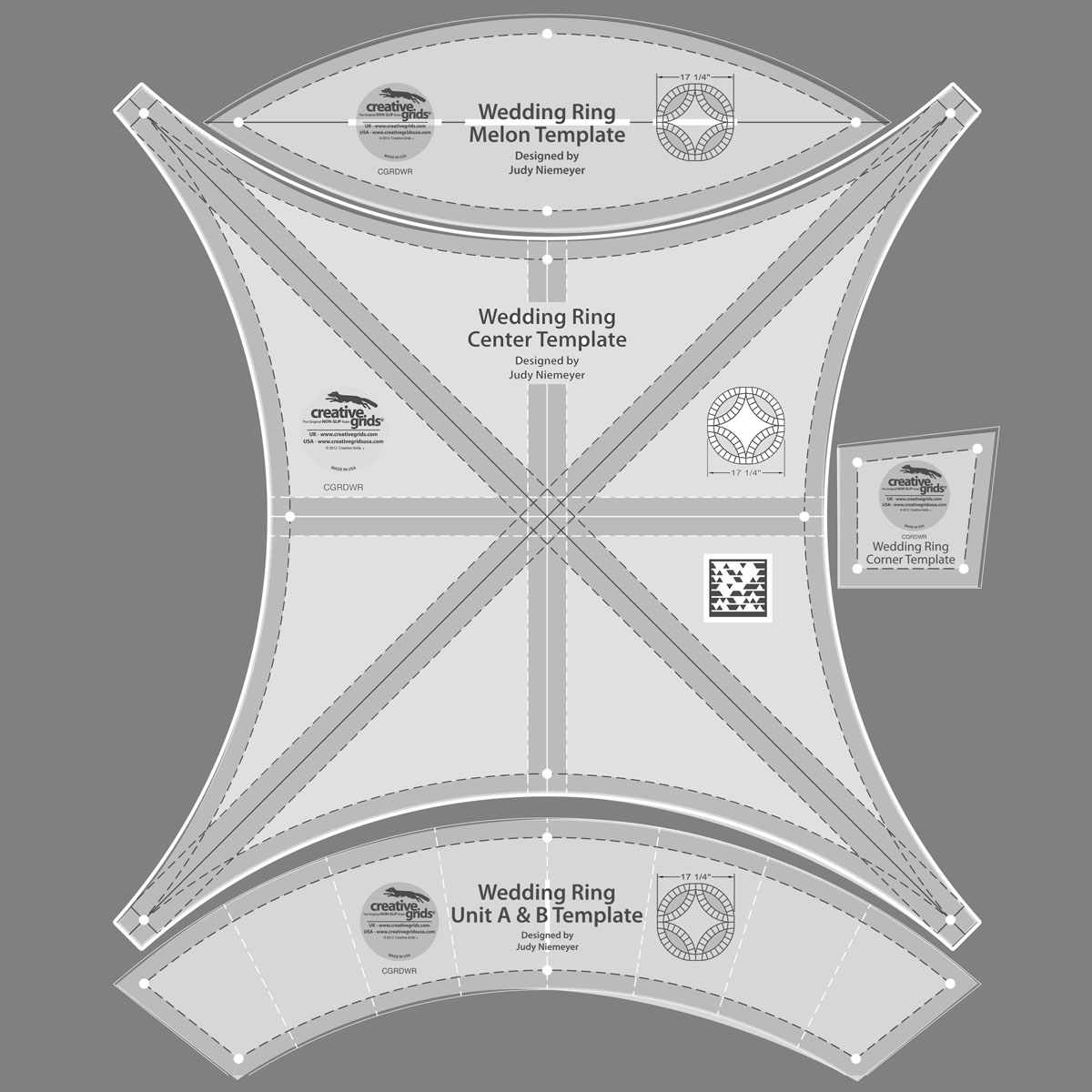 grandmas wedding ring wedding ring quilt pattern Related Products