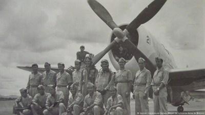 Este 2 de mayo México recuerda a los soldados del Escuadrón 201 que murieron durante la II ...