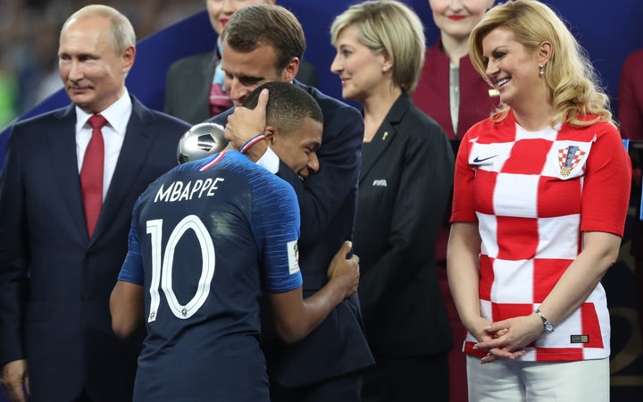 FIFA World Cup final 2018: Social media reacts to France's win | RNZ News