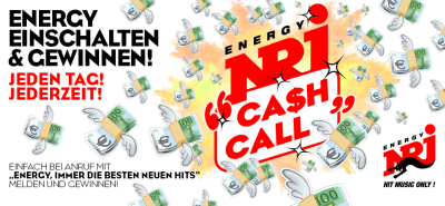 ENERGY CASH CALL bei Radio Hamburg on air | RADIOSZENE