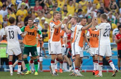 Francia-Germania, le immagini del match al Maracanà - Photogallery - Rai News