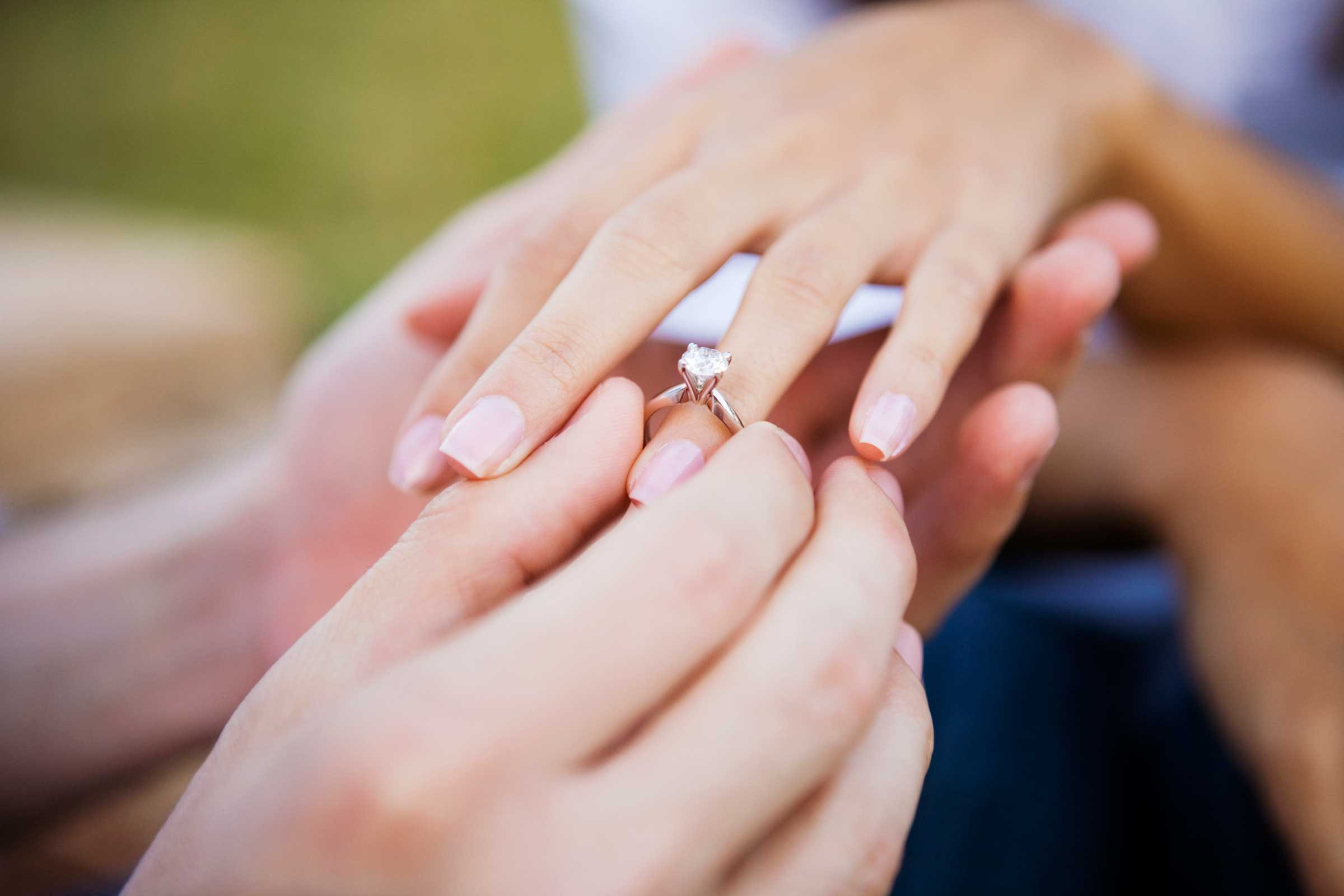 history of engagement rings engagement wedding rings