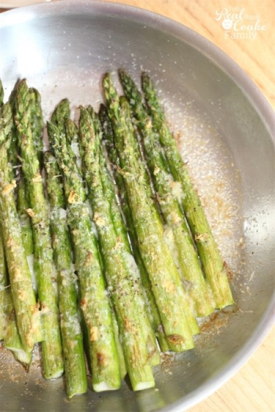 How to Cook Asparagus » The Real Thing with the Coake Family