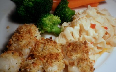 Baked Spicy Scallops Recipe - Recipezazz.com