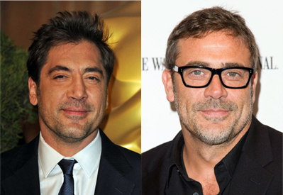 Javier Bardem and Jeffrey Dean Morgan   Reel Life With Jane Javier Bardem and Jeffrey Dean Morgan