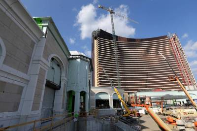 Wynn investigations continue as Encore Boston Harbor appears | Las Vegas Review-Journal