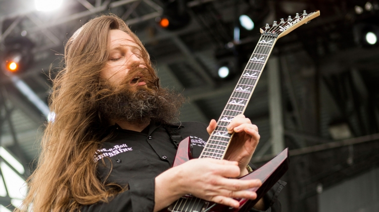 All That Remains Remember Oli Herbert: