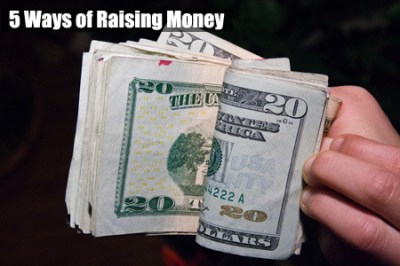 5 Brilliant Ways to Raise Money