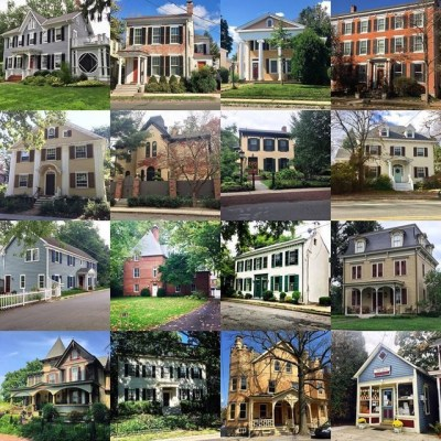 Historic Houses – Identifying Architectural Style