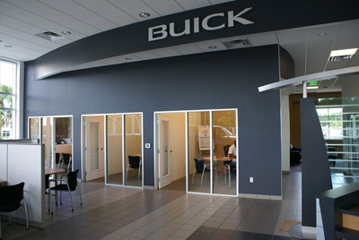 Carl Black Buick GMC General Automotive Contracting Project Orlando  FL Carl Black Buick GMC