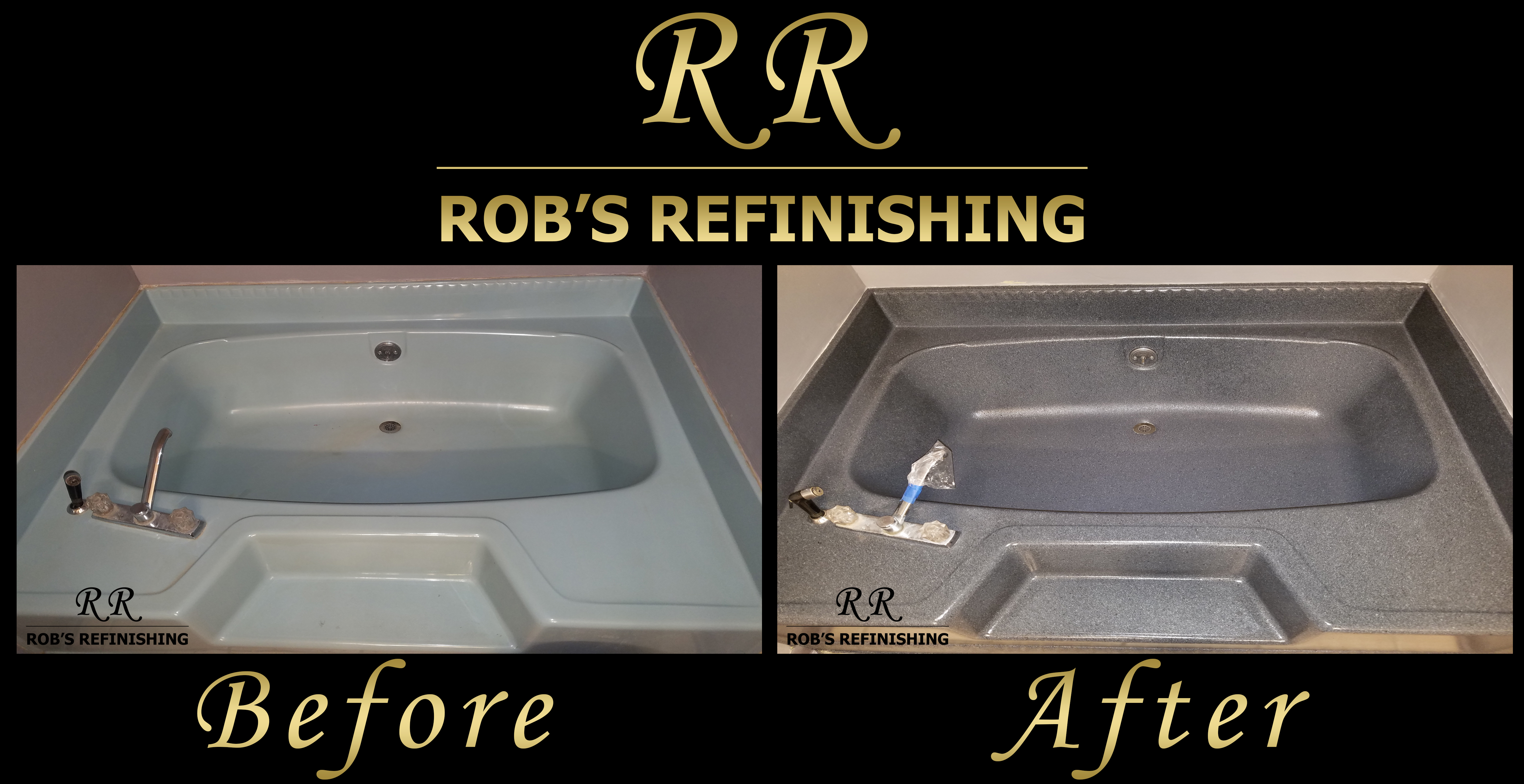 robsrefinishing refinish kitchen sink Previous Next Close